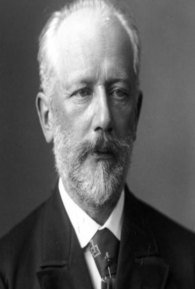 Pyotr Ilyich Tchaikovsky-Simfonitë 1-6, dir. A. Dorati, London