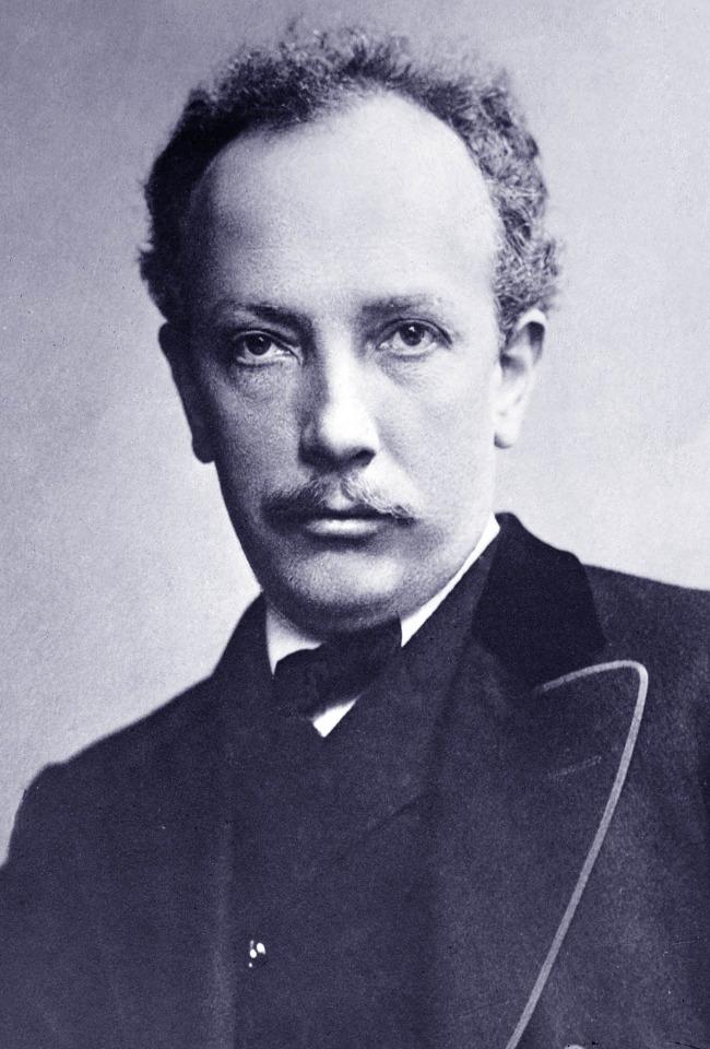Richard Strauss-Burleske per piano e orkester, solist G. Gould