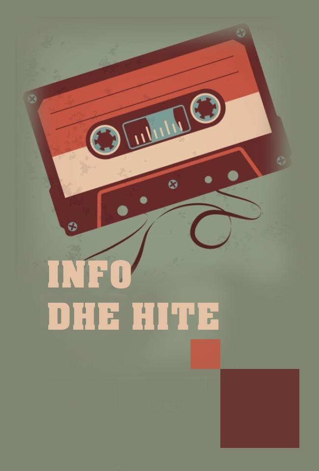 Info dhe hite të përzgjedhura nga muzika shqiptare