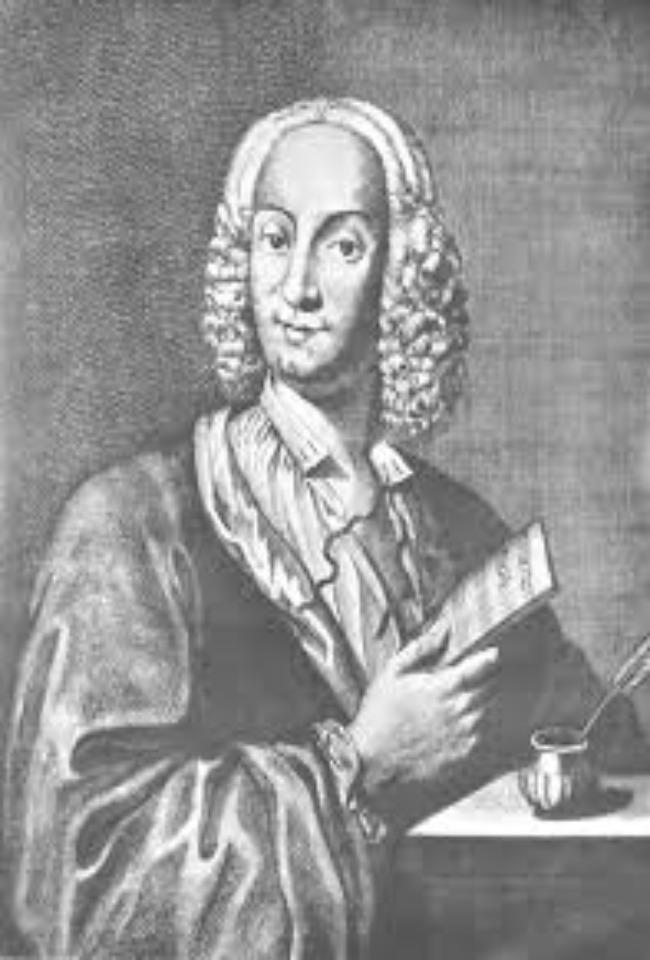Antonio Vivaldi-Koncerte dhe Sonata