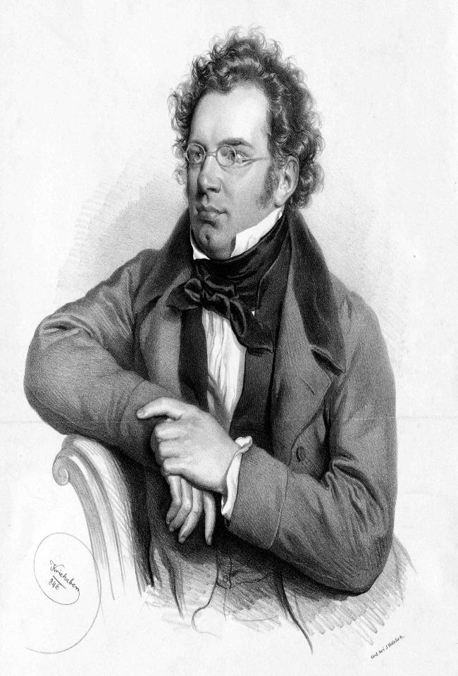 Më të mirat nga Franz Schubert