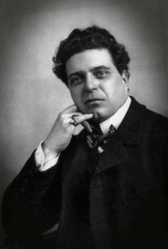 """Pietro Mascagni-opera""""Cavaleria Rusticana"""""""