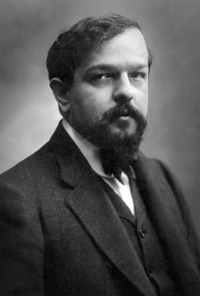Claude Debussy-Muzikë për piano