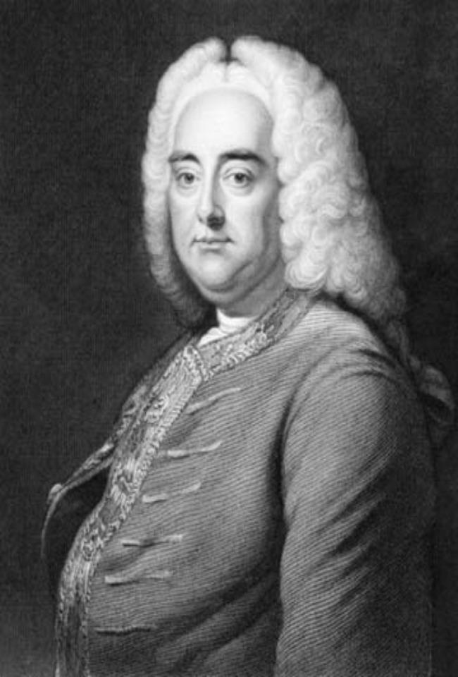 """George Frideric Handel -""""Muzikë ujore"""""""