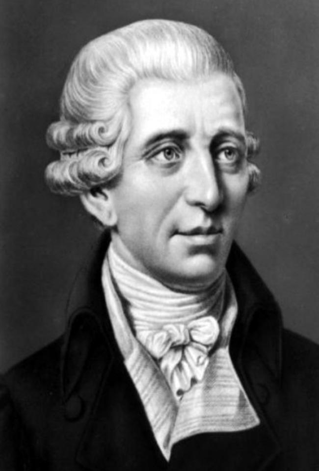 Joseph Haydn-Symphony No. 45 in F-sharp minor Farewell