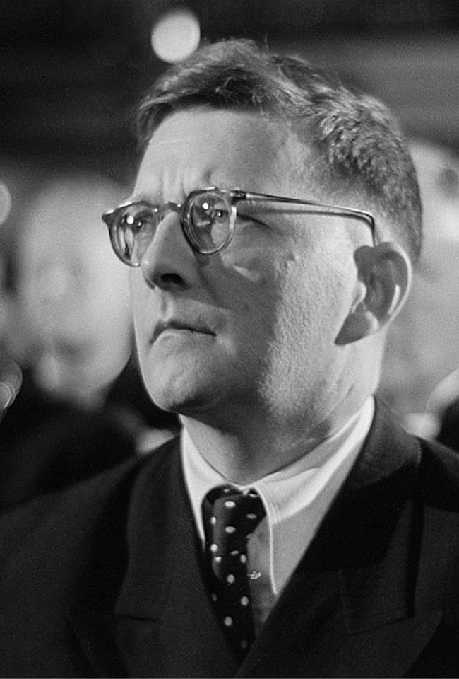 Dmitri Shostakovich-Album xhazi