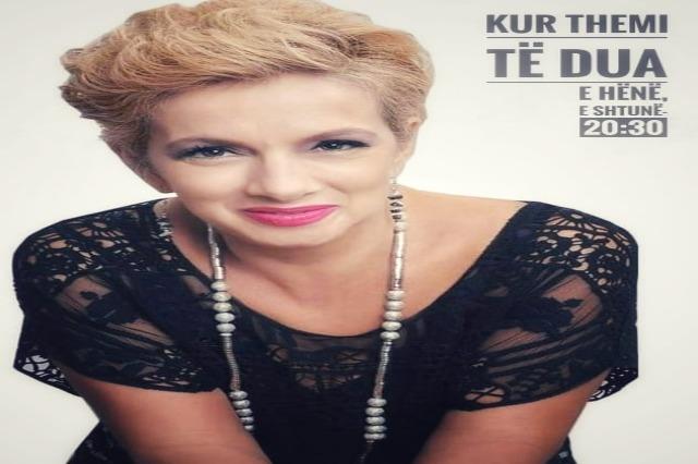 """Radio Tirana 1/ Shkrimtarja Diana Çuli vjen në """" Kur themi të dua"""""""
