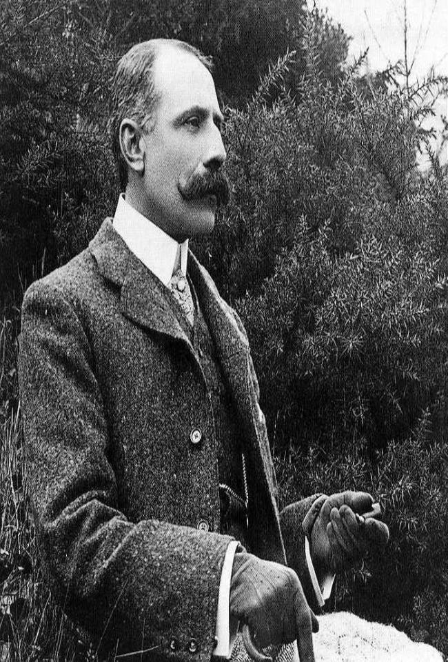 Edward Elgar-Varjacionet Enigma
