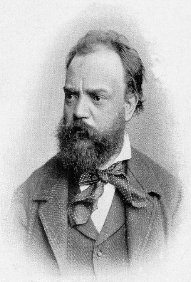 Antonin Dvorak-Orkestra e dhomës e Lausanne
