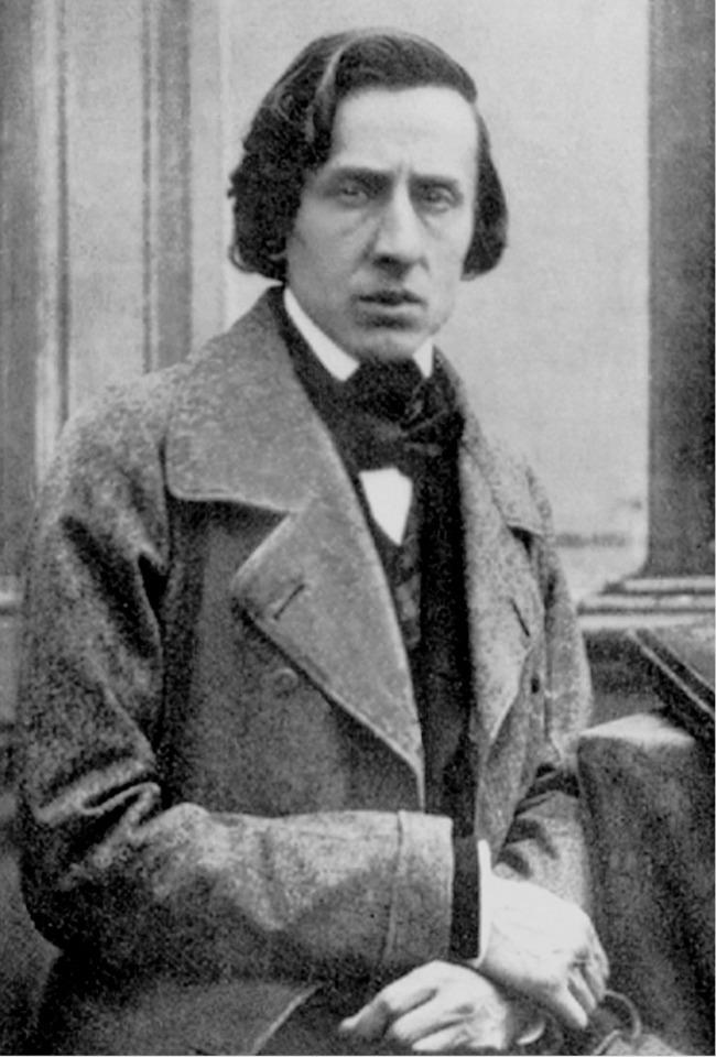 Frederic Chopin-Piano solo