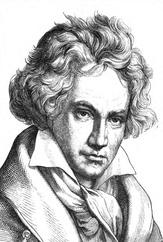 Ludwig van Beethoven-Vepra te zgjedhura