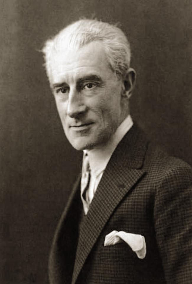 Maurice Ravel-Bolero, Pavane, Rapsodi Spanjolle etj