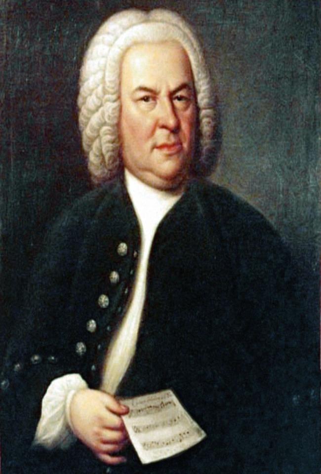 Johann Sebastian Bach-Mesha në si-Pasioni sipas S. Mathieu