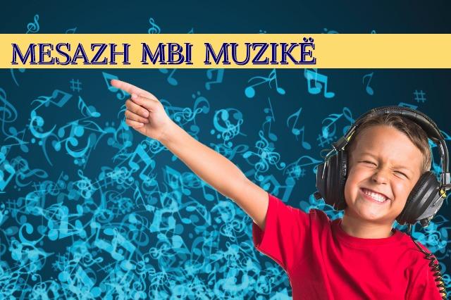 Mesazh mbi muzikë