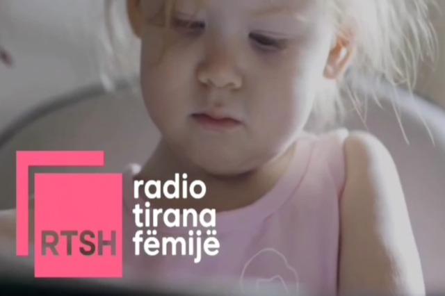 Radio Tirana Fëmijë, 24 orë hapsirë dedikuar fëmijëve