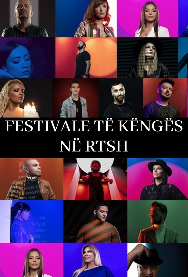 Festivale të këngës në RTSH