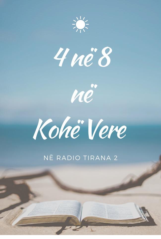 KOHË VERE NË RADIO TIRANA 2