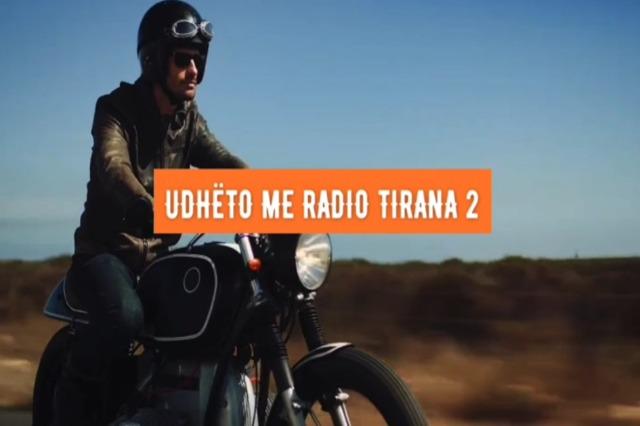 Udhëto me Radio Tirana 2, muzika më e mirë shqip 24 orë në 24.