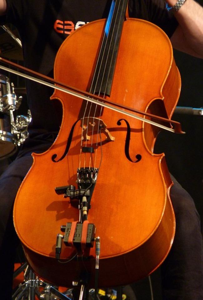 Ymer Skënderi-violoncelist shqiptarë